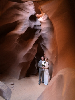 Antelope Canyon Weddings-36