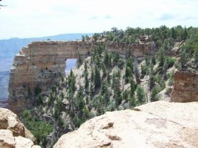Wedding Site on Grand Canyon North Rim Wedding Sites