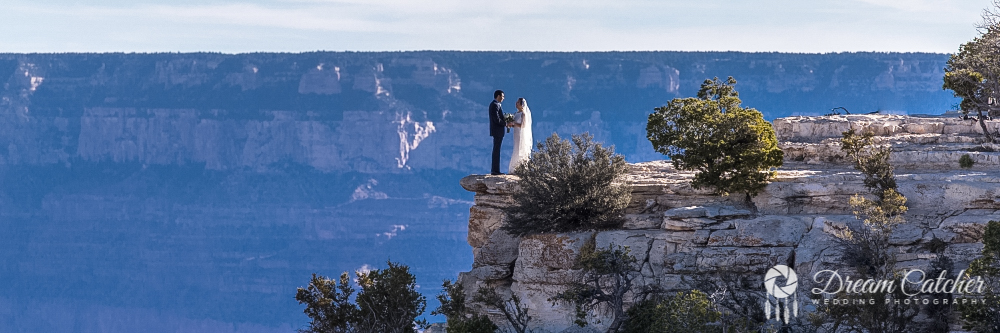 Grandeur Point Wedding Site Grand Canyon