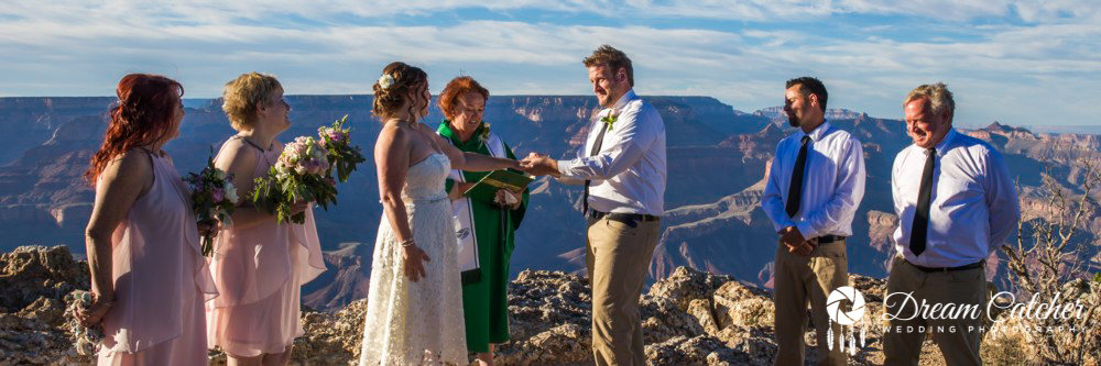 Lipan Point Wedding Site Grand Canyon