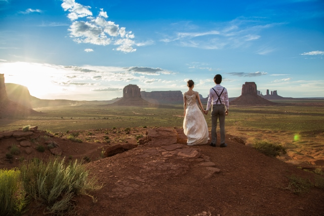 Monument Valley Wedding Photography 4
