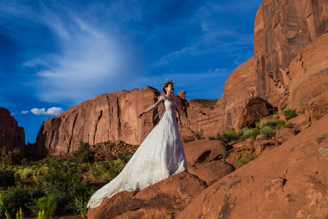 Monument Valley Wedding Photography 6