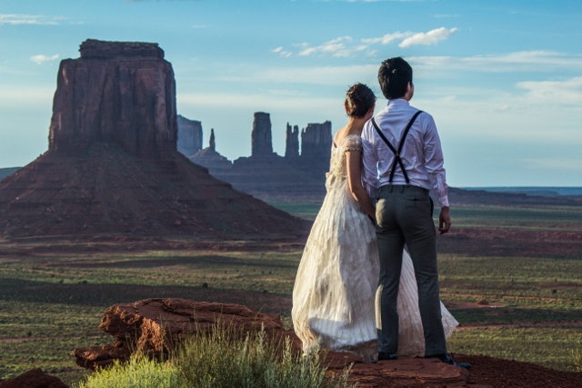 Monument Valley Weddiung Photography 10
