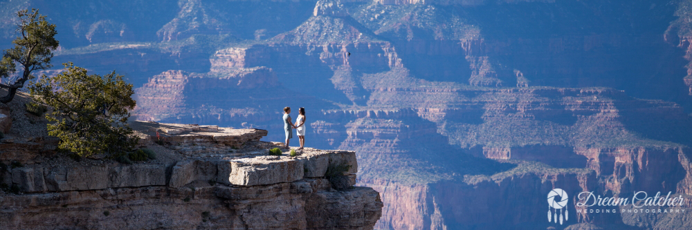 Shoshone Point Wedding Site Grand Canyon